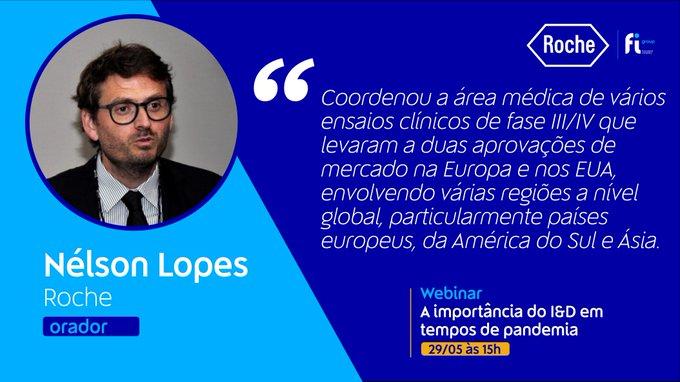 Esta sexta-feira, às 15h, vamos estar à conversa com Nélson Lopes sobre a importância do I&a....