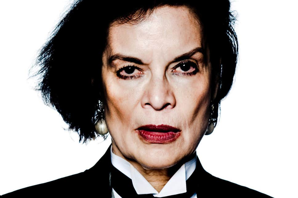 For anyone feeling a little old today, I give you Bianca Jagger.