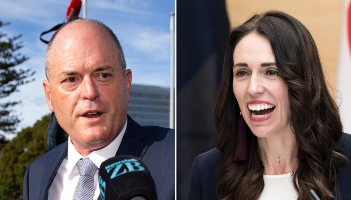 #LIVE: Todd Muller and Jacinda Ardern go head-to-head for the first time in Parliament https://t.co/5kCNNdhSgG https://t.co/aAtIpo4gWx