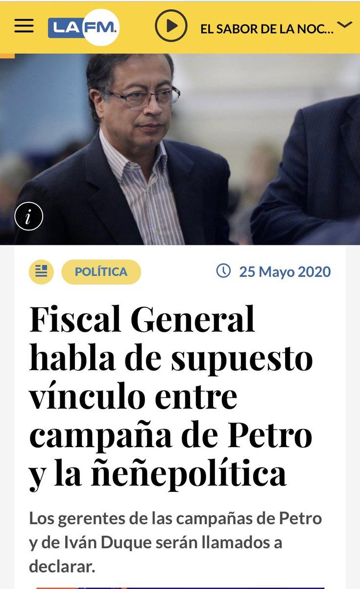.@CorteSupremaJ @CIDH @hrw , El FISCAL GRAL FRANCISCO BARBOSA DELGADO me hace recordar a los corruptos y bandidos EX FISCALES GENERALES NÉSTOR HUMBERTO MARTÍNEZ NEIRA y FABIO ESPITIA GARZÓN que convirtieron la @FiscaliaCol en una empresa criminal, a mí como VÍCTIMA me CONSTA.pic.twitter.com/aJeoAaz9OX