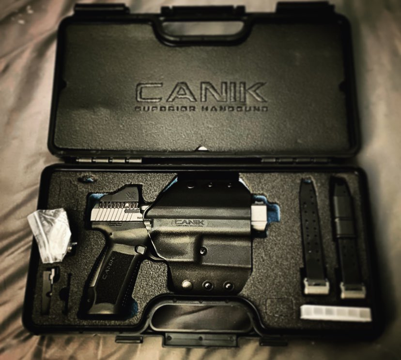 New #pewpew #Canik #TP9SFX https://t.co/92WOrZd14g