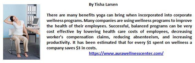 Yoga In the Workplace #yoga #yogadaily #aurawellnesscenter #yogateacher #yogajourney #yogalifestyle #online #yogainstructor #yogainworkplace #workplace #work #yogawork #workyoga https://www.yoga-teacher-training.org/2011/04/05/yoga-in-the-workplace/…pic.twitter.com/IPyZajIX4z