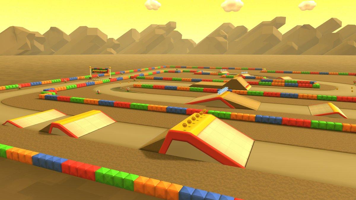 test ツイッターメディア - ジャングルツアー 後半のランキング対象は… 【ディディーコングカップ】! 「RMX チョコレーとう 1R」、「3DS キノピオサーキット R、「SFC バニラレイク 1R」の3コース!  5/27 15:00 より開催! #マリオカートツアー https://t.co/KvGM4YpQvB