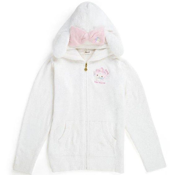 My Melody 45th Anniversary Hoodie   https://www.japanla.com/collections/new-arrivals…  #mymelody #sanrio #japanla #45anniversary #hoodiepic.twitter.com/qzlNT26CCB