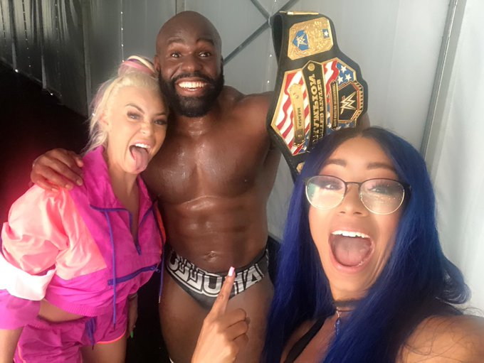 So proud of you @WWEApollo for never giving up. You did it!!!! #AndNew #RAW #ApolloCrews https://t.c