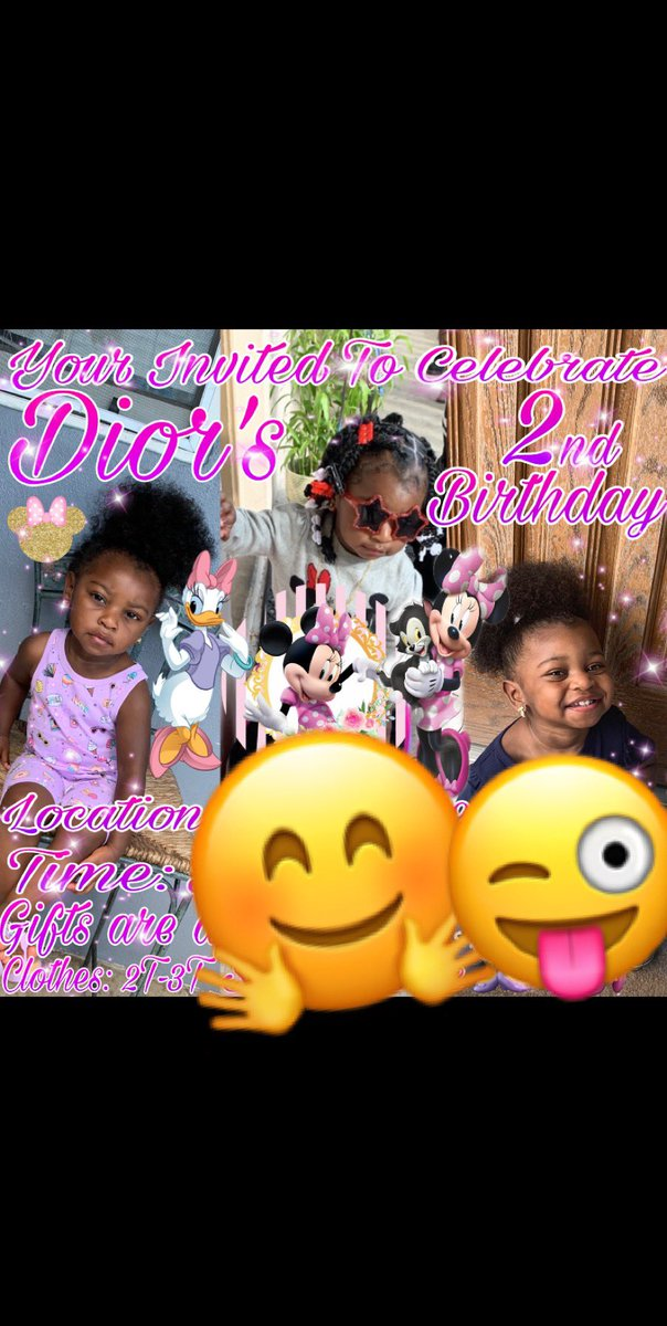 JUNE 13 ITS UP THERE FOR PRINCESS DIOR BABY pic.twitter.com/8QztUcGj9W