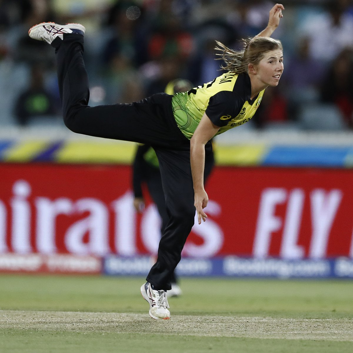 One of Australias most exciting talents and a two-time T20 World Cup champion by the age of 21... Happy birthday Georgia 🐺 Wareham!