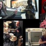 Image for the Tweet beginning: Thin Lzzy: Halestorm, Judas Priest,