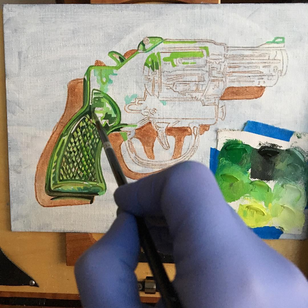 Another great piece via @chadpierce on #Fredrix... 🐍  #pewpew #FredrixCanvas #Art #Artwork #Paint #Inspiration #Artist #Instaart #ArtistsofInstagram #fridaynight #fridayfeeling #fridayfun #fridayflow #oilpainting #realism #contemporaryart #fineart #skull #drawing #painting https://t.co/QtjZcpvfVz