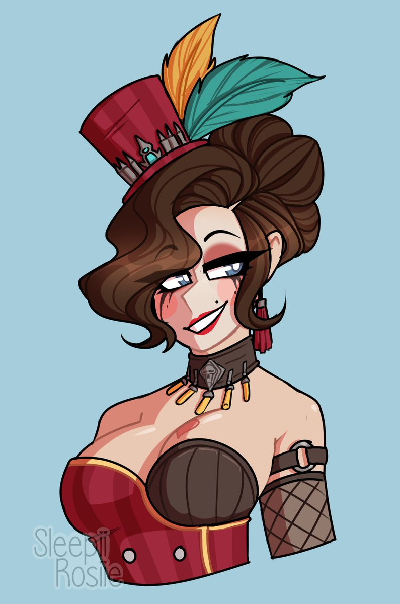 Recently bought BL3 and it has re-ignited my love for Moxxi   #Borderlands3 #Borderlands #fanart<br>http://pic.twitter.com/YXfV4wps69