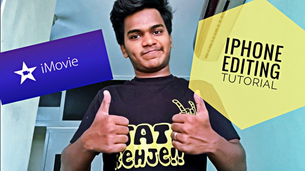 IPHONE EDITING TUTORIAL IS OUT ON MY YOUTUBE CHANNEL !!   https://youtu.be/RNqLHfL5YfY   Click on this link to watch the video !!  #YouTuber #Gujarat #thevlogtale #vlogger #tutorial #imovie #iphonetutorialpic.twitter.com/kdTp4h7oMA