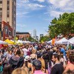 Image for the Tweet beginning: Lilac Festival in Calgary, Alberta,