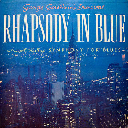 #Music for the #Moment  RHAPSODY IN BLUE  ...George Gershwin pic.twitter.com/UIxr9NpZ99