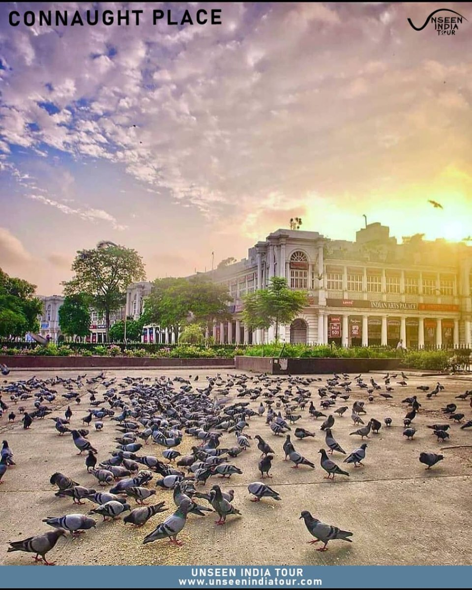 Connaught Place(CP) is an excellent place to be located for a visit to Delhi. The area is built on a series of roads which run in concentric circles - much like a wheel#unseenindiatour #travel #travelphotography #photooftheday #wanderlust #trip #travelblogger #adventure #indiapic.twitter.com/J0IMXfOZVy