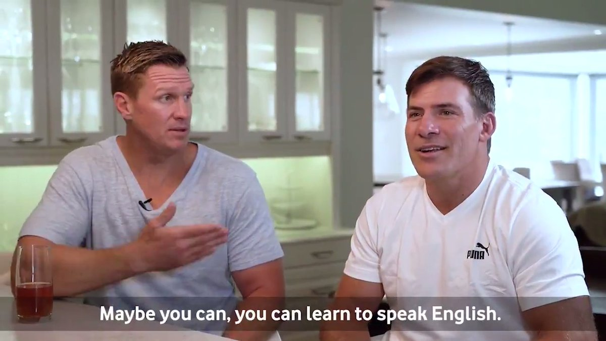 In this week's #LockdownLaughs episode, @SchalkBrits and Jean de Villiers play a game of 'Would you rather?'. Coach @Elmakapelma brought up an All Blacks question and you may be surprised at how these two rugby legends reacted. What would you choose?