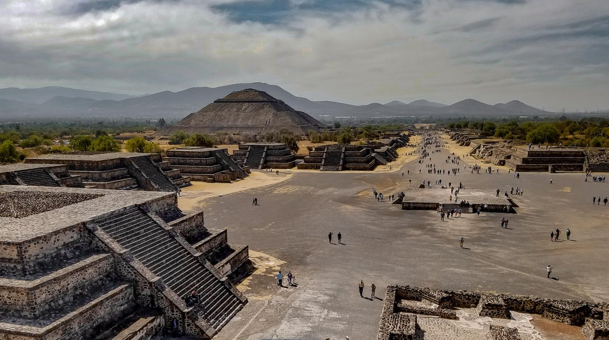 "/u/tintinonamission: Mexico's Teotihuacan- You can see why the Aztecs called this place ""The City of Gods"" #travel #traveling #travelphotography #travelphoto #photo #exploring #ilovetravel #ilovetotravel #travelbucketlist #travelblogpic.twitter.com/OSNpUlCRpt"
