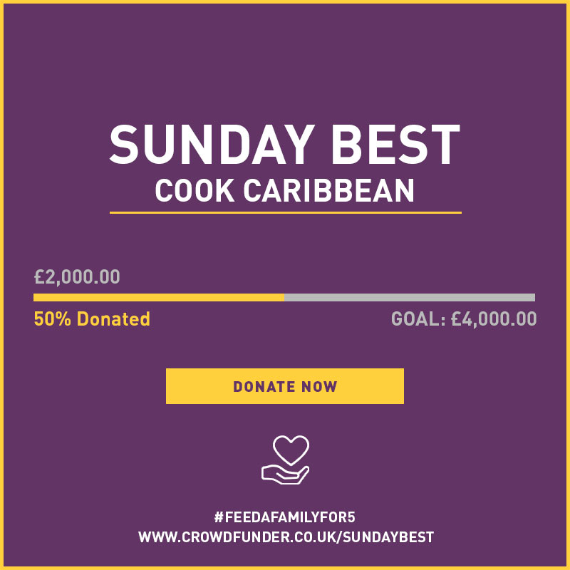 We have reached the 50%. Thank you to those who have donated. We are still looking for donations. Please share with your friends and family.  #feedafamilyfor5 #children #fundraiser #fundraisingevent #pandemic #community #fundraise #communityaction #sunday