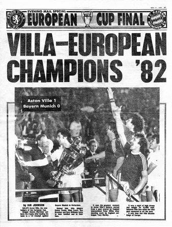In the good old days when the Mail did legit headlines before they became infested with clickbait...   🏆 May 26th  #AVFC
