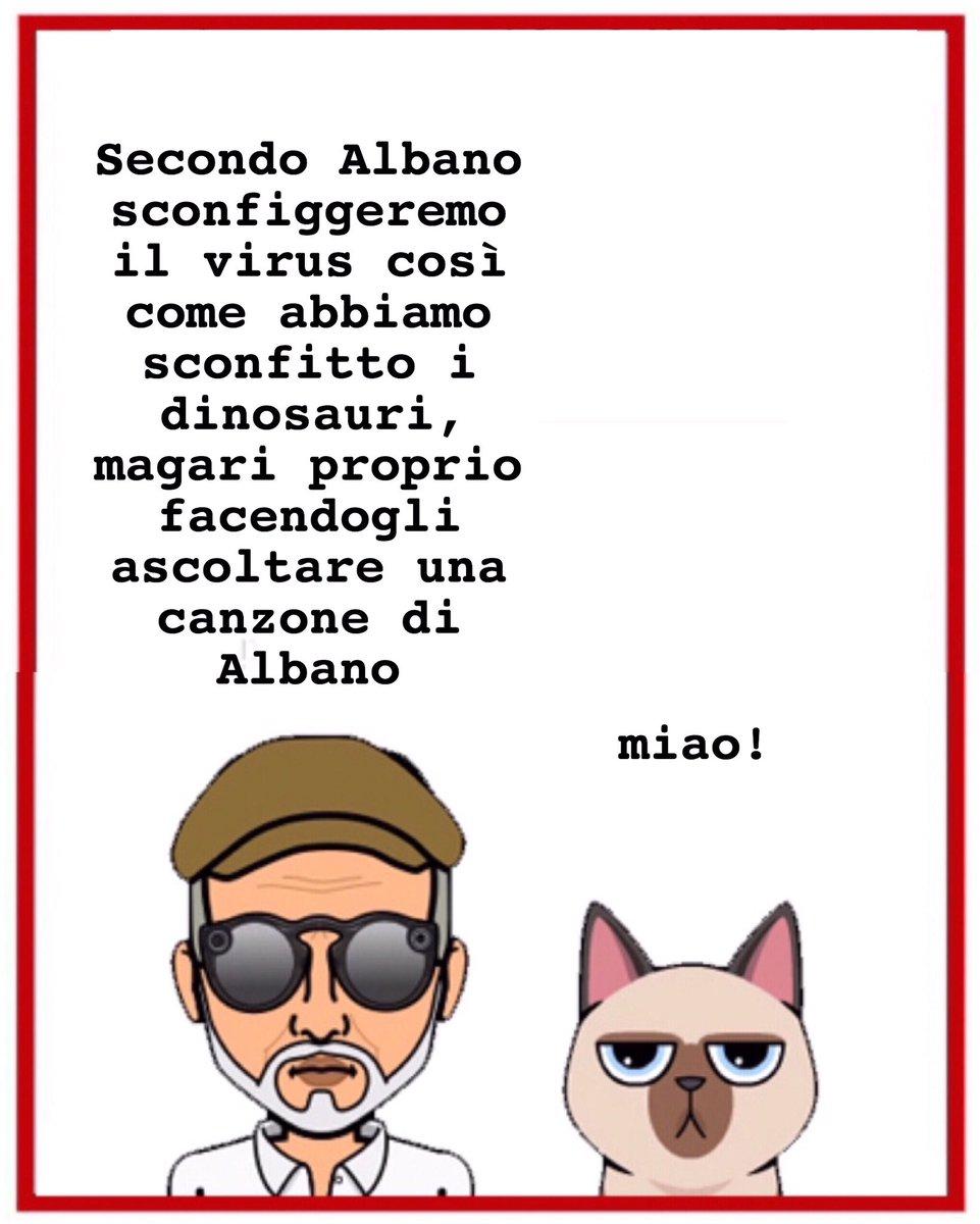 #Albano