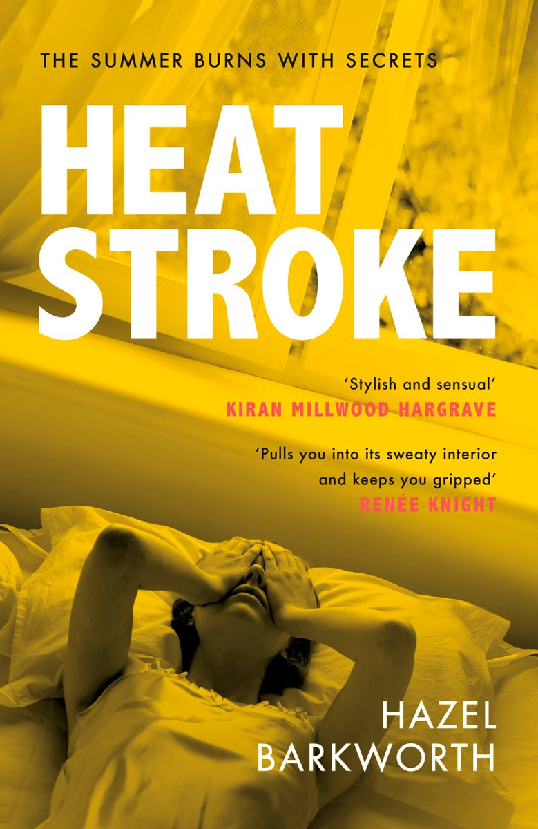 My latest #blogger #review is #HeatstrokeBook by @BarkworthHazel and I might have loved this book! https://t.co/qWLt3fqs8Z @JoLidds @headlinepg https://t.co/ctTkGvPYk4