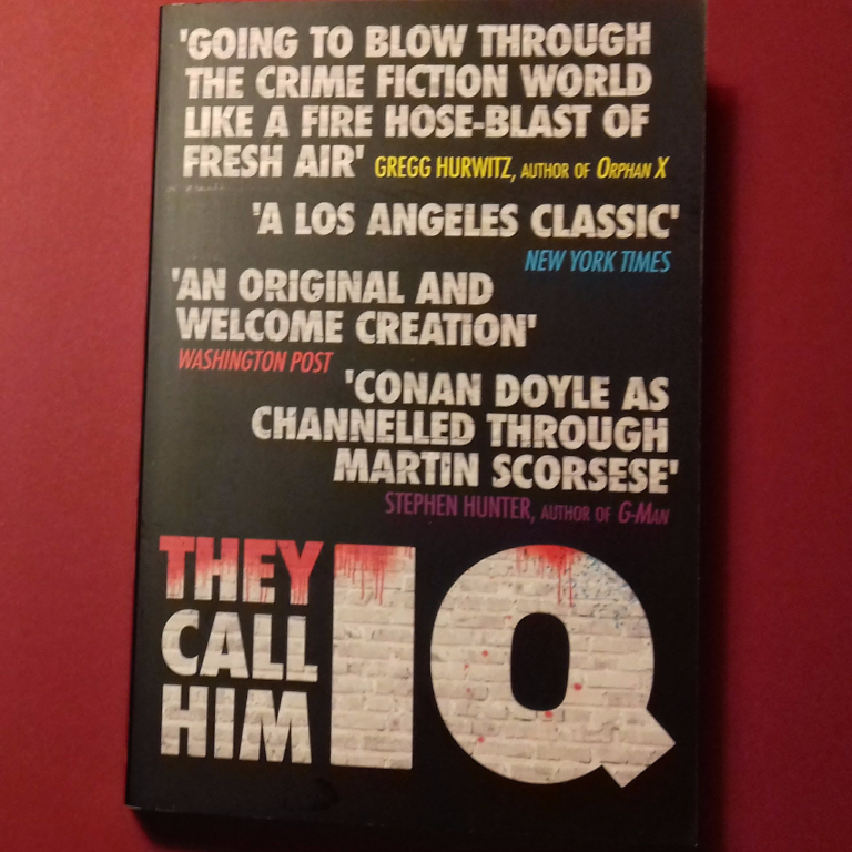 """I've written a #review of  """"IQ"""" by Joe Ide. If you've read this –  the 1st book in this series –  what did YOU think?   Tweet with Joe Ide here: JoeIdeTweets  Crime –  Thriller –  Noir –  Gritty –  AwardWinner –   Visit AltRead here: https://t.co/HUbMKVCNx2 https://t.co/2iDSzzHVKL"""