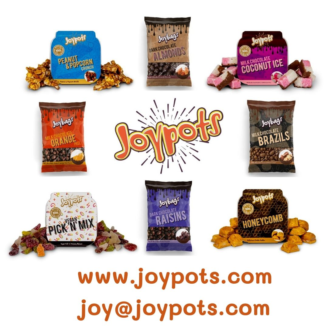 #joypots are perfect for snacking & with resealable lids your treats will be kept joyfully fresh, which is great....if you have willpower! Read our product #review & find out more about this British #producer! 🤤👀 #blog #artisan #confectionery https://t.co/NnqjK5XrBf https://t.co/ew6aC6CGYA
