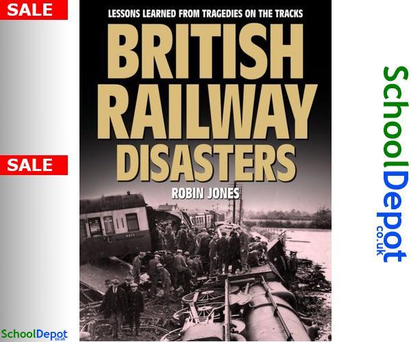 Jones, Robin https://t.co/ibysKw99FN British Railway Disasters 9781911658016 #BritishRailwayDisasters #British_Railway_Disasters #student #review https://t.co/o5QPKlF4Rc