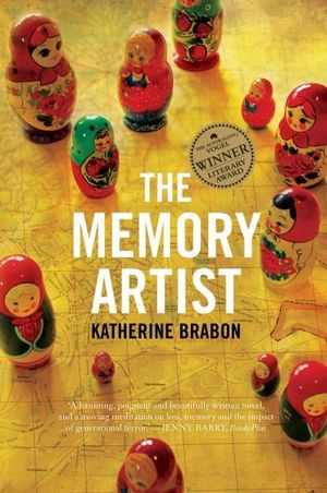 The Memory Artist by @katherinebrabon has that melancholic vibe I love. A haunting meditation on the past, as a disenchanted writer navigates and later reflects on upheaval and collapse in the USSR. A fascinating story and entrancing style. #fiction #review https://t.co/Ku2LLR7Eyd