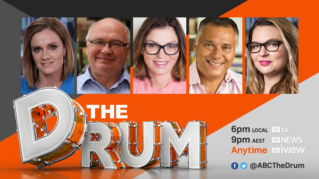 Is Australia's united #COVID19 response breaking down? Tonight on #TheDrum: tensions between Premiers and Federal Cabinet ramp up, as new cases are discovered in SA, NSW schools – and a WA export ship.