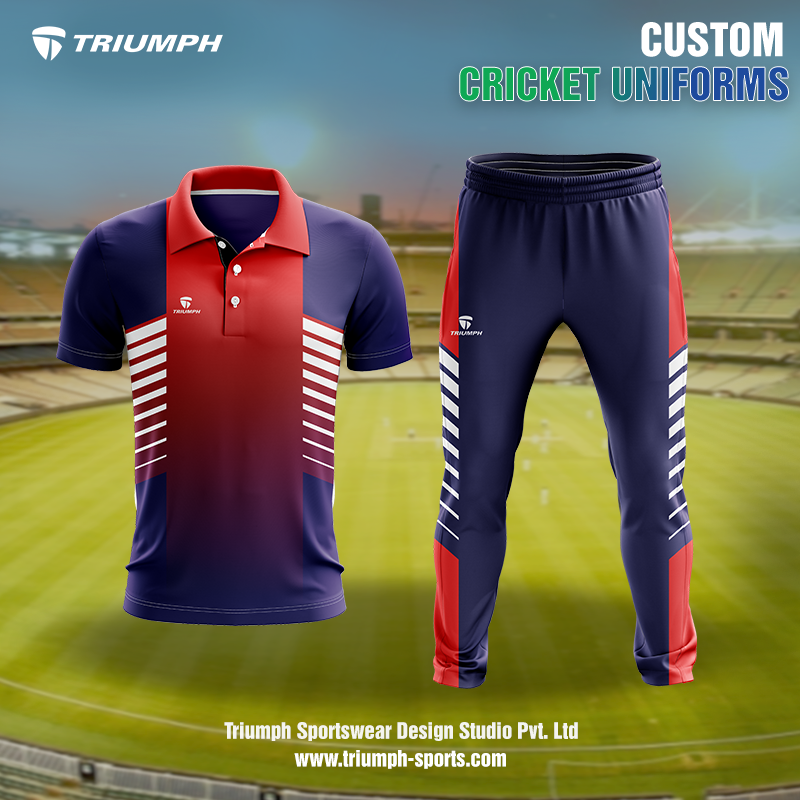 Custom Made Sublimation Printed Cricket Sportswear  Shop Now:   @   #Free #Shipping in India @   Custom Orders Worldwide Call: +91 9712322522 or online@triumph-sports.com   #cricket #jerseys #pants #uniform #cricketwhites #sportswear #custom #sublimated