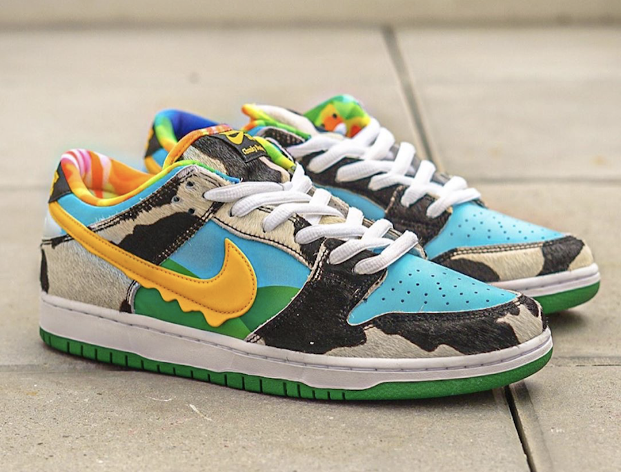 Ad: SNKRS DRAW LIVE in 30mins Ben & Jerry's x Nike SB Dunk Low 'Chunky Dunky'  => https://t.co/P5Tv1GYVOC https://t.co/xlrko8z7vT