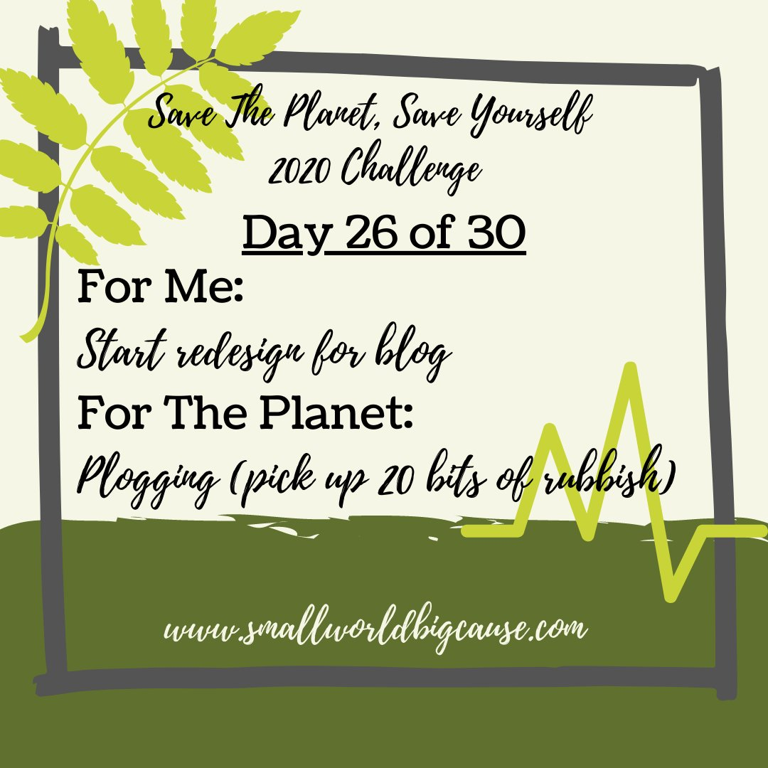 Here are my #challenges for the Save The Planet, Save Yourself Challenge - cheers to the start of a more #fulfilling and #sustainable life for us all #STPSY2020  #EcoBlogger #LifestyleBlogger #30DayChallengepic.twitter.com/J8vOtV6bv9