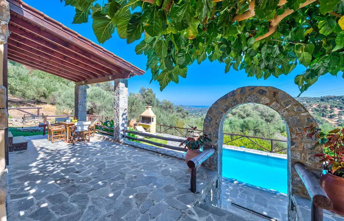 Start your day next to beautiful nature! #villa #crete #nature #greece #travel https://www.thehotel.gr/villas-cretepic.twitter.com/yjMBqocRYB  by TheHotel.gr