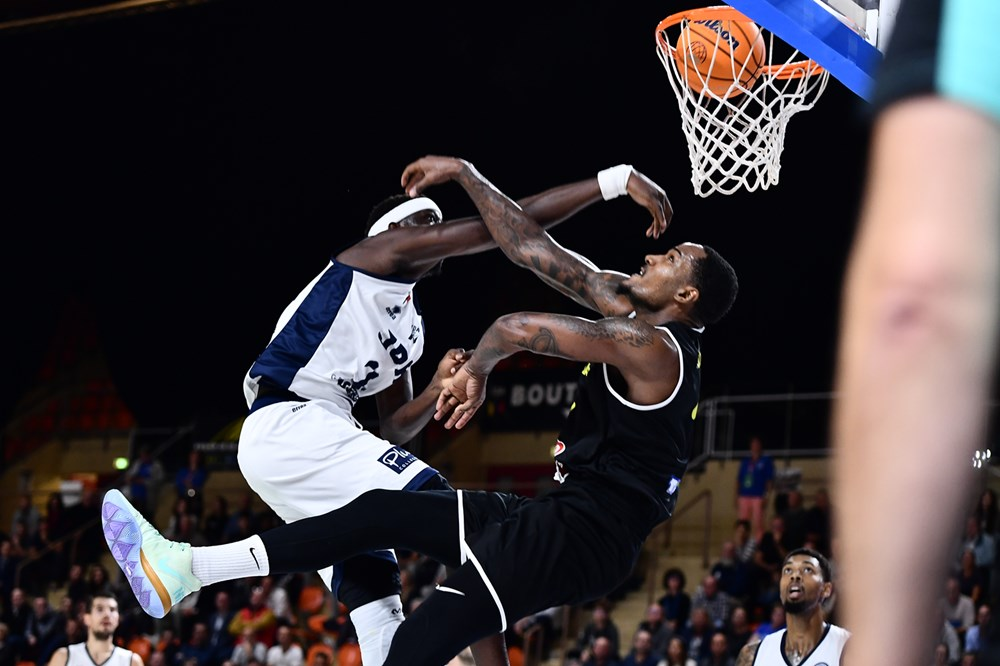 Image for the Tweet beginning: 💥💥💥💥💥💥💥 @abdoulayeloum21 💥💥💥💥💥💥💥  #MyJDA #BasketballCL #Dijon