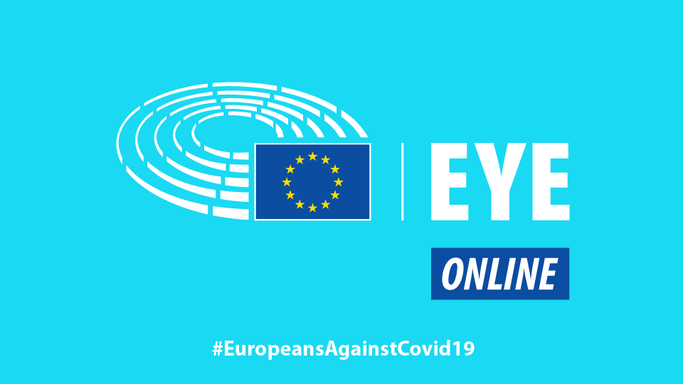 Dont miss it! This week the European Youth Event (EYE) is online to engage young people with politicians, experts and influencers and discuss the EUs role in the Covid-19 crisis. eptwitter.eu/qrqH