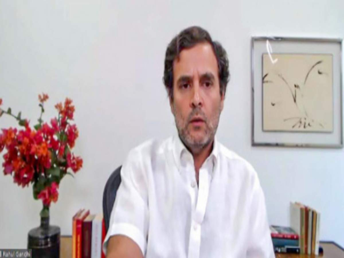 Centre's lockdown strategy has failed: @RahulGandhi   READ:  http:// toi.in/vVLhab/a24gk       #COVID19Pandemic #Lockdown<br>http://pic.twitter.com/ZpvBTQCqNi