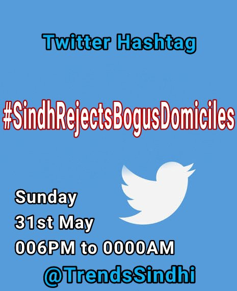 Issuance of fake domiciles to non-resident is not just a negligence but a conspiracy to grab the rights of the merit of locals too. #SindhRejectsBogusDomiciles https://t.co/rhW8RtWghV