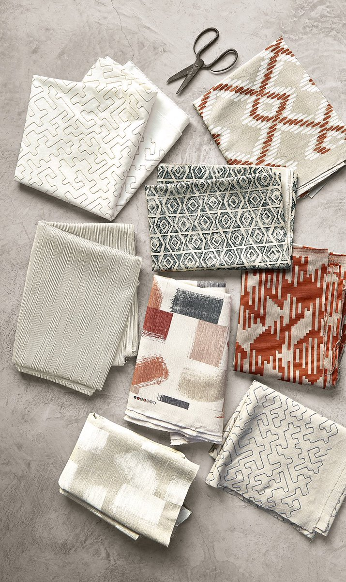 The Huari fabric collection from @VillaNovaFabric is awash with geometric shapes, capturing a rustic luxury with a dose of free-spiritedness.   See more at http://www.curtaincraft.co.uk  or call us on 01825 790766.  #interior #colour #interiordecor #interiortrends #home #designinspopic.twitter.com/uHAVB8E7vd