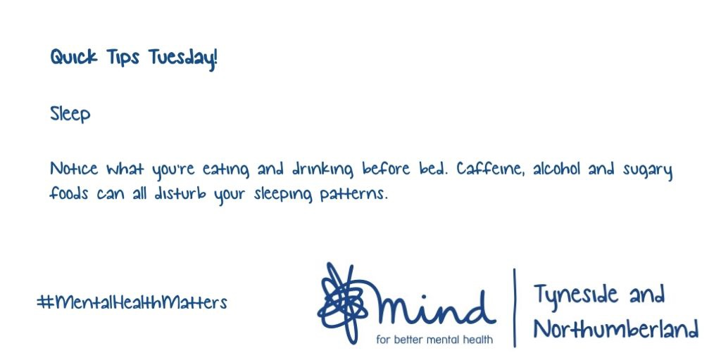 #QuickTipsTuesday #mentalhealthmatters #sleep #calm #switchoff