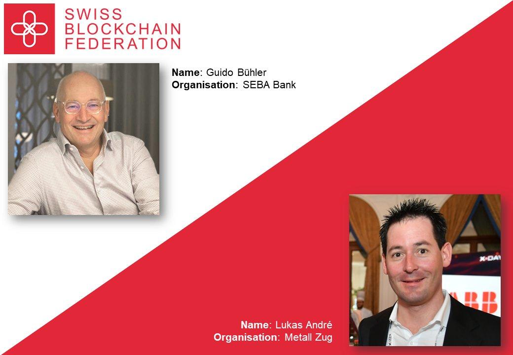 An der gestrigen GV der @BCFederationCH wurden mit @Guido_Buehler und Lukas André zwei neue Vorstandsmitglieder gewählt. Zudem wurden @Swisscom_de und @vaerdex als Mitglieder aufgenommen. Vielen Dank für das Engagement! blockchainfederation.ch/netzwerk/ #blockchain #switzerland