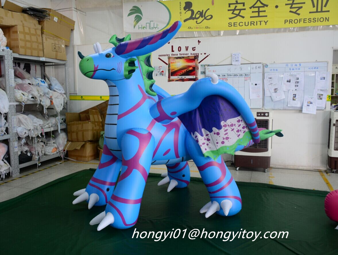 #dragon #custom #especial #wings #Flying  Colorful Inflatable custom flying dragon