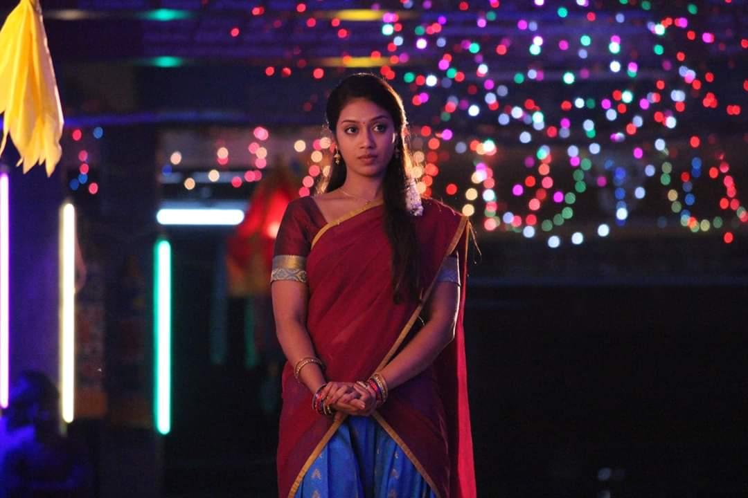 Flawless Beauty #NivethaPethuraj @NivethaP_Offl @Nivetha_Tweets #Actresshot #TamilPonnu #PhotoOfTheDay #PhotosOfMyLifepic.twitter.com/O2zb6ER0O7