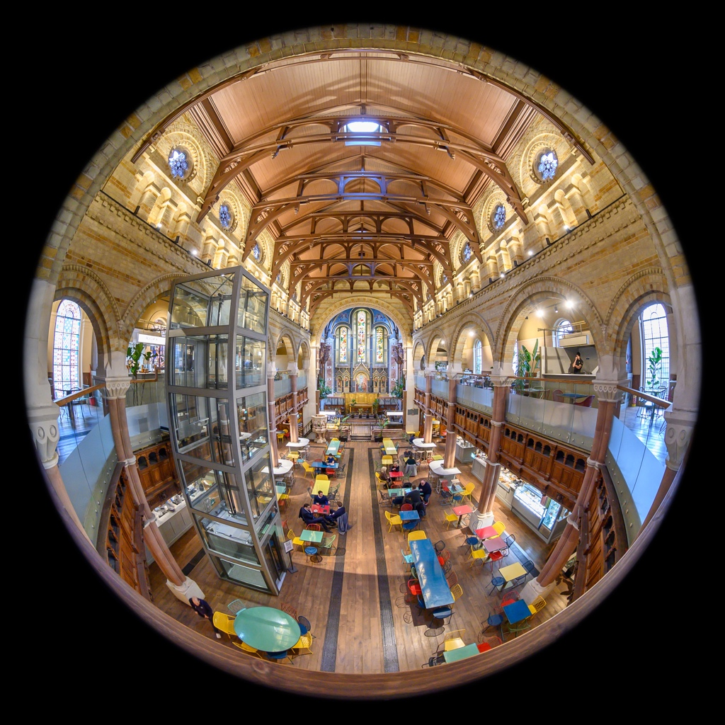 Mercato #Metropolitano Mayfair #StMark  #church #restaurant #heritage #Mayfair #London #meal #eat #historic #shop #lens #fisheye #market #italian  @YVESWAUTHIER @NikonatGrays @mercatometropol @nikonproeurope @UKNikon @LDN @Love_of_London @visitlondon @Londonist @LondonWlogger