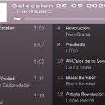 Image for the Tweet beginning: #PlaylistSpotify semanal 🎸 bandas con #Perfil