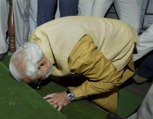26th of May is a very Special day For Our Nation. On May 26, Honble PM @narendramodi ji took oath in 2014 and Today the construction work of Ram Mandir Temple begins..जय श्री राम🚩 #26मई_राममंदिर_और_मोदीशपथ
