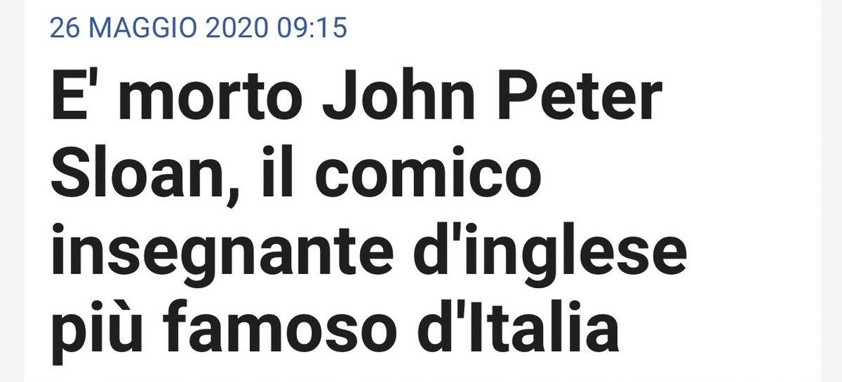 #JohnPeterSloan