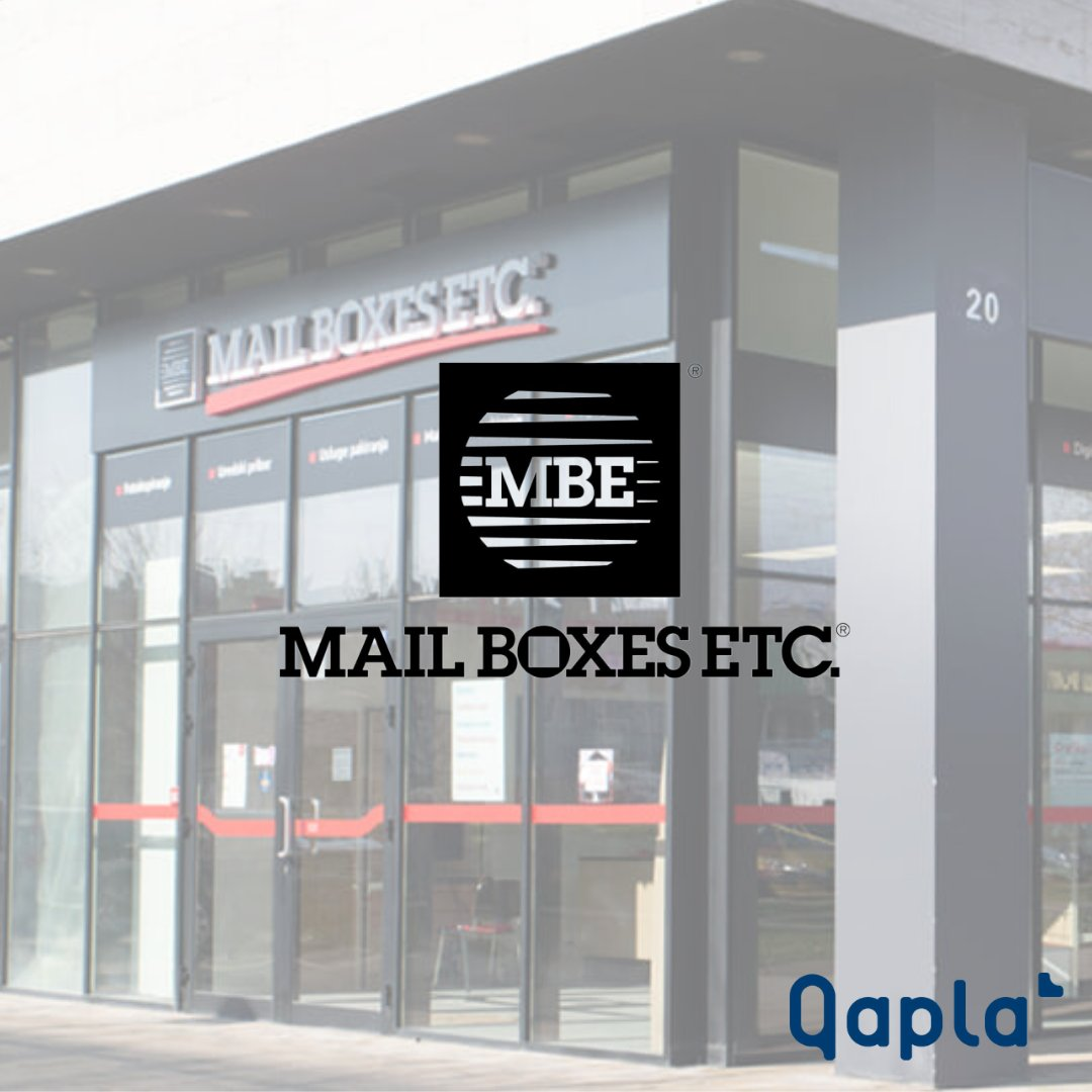 📬📦QAPLA' GOES TO...  E' da oggi possibile tracciare sulla piattaforma @Qaplait  anche il #corriere @MBE_Italia!   #tracking #carrier #MBE #MailBoxesEtc #courier #Italy #marketing #eCommerce #shop #store #spedizioni #shipments