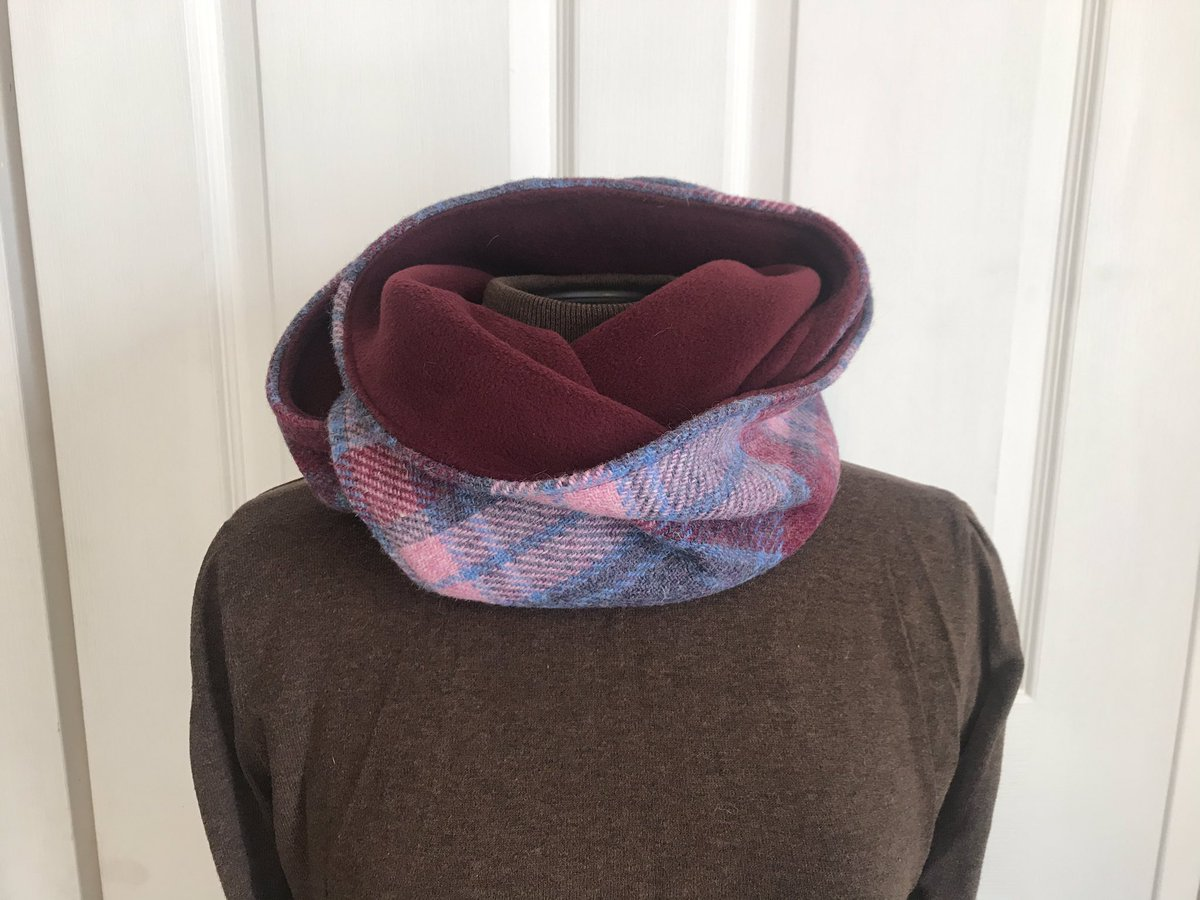 check out my Etsy store. have a look at my stunning Harris Tweed infinity scarves, I know we're not really in the right season, one of each colour prefect for Christmas #harristweed #harristweedauthority #christmasgift #handmade #winter #LimitedEdition