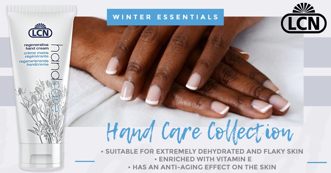 ARE YOUR HANDS DRY AND FLAKY?⠀ LCN's Regenerative Hand Cream is specifically formulated for extremely dry skin.⠀ Available for delivery to your home.⠀ Place your online order today  #dehydrated #winter #hands #manicure #flaky #essential #lockdown⠀ ⠀