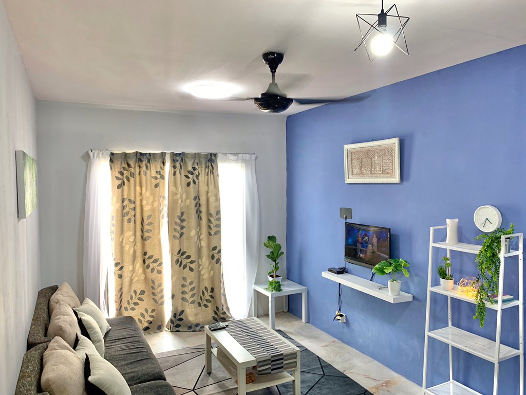 Hiasan Ruang Tamu Simple